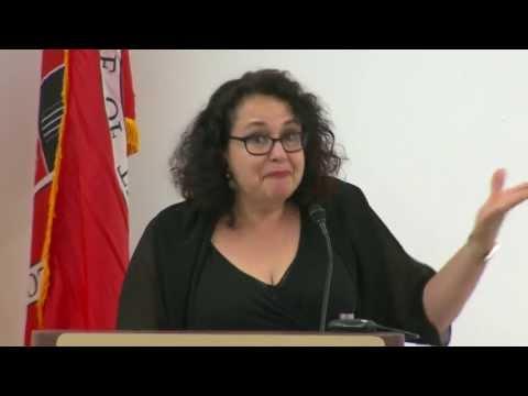 Brooke Gladstone - NJIT Honors Colloquium  September 25, 2013