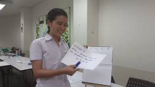 Math Online teaching practice Group B