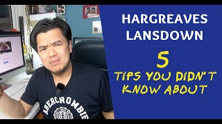 5 Tips You Didn't Know about Hargreaves Lansdown