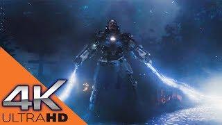 Железный Человек и Воитель Против Хлыста ★ Железный Человек 2 (2010)
