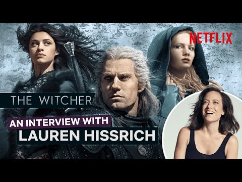 Showrunner Lauren Hissrich Explains the World of The Witcher