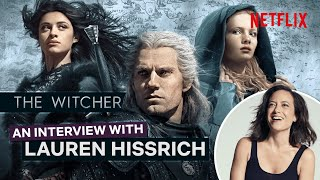Showrunner Lauren Hissrich Explains the World of The Witcher