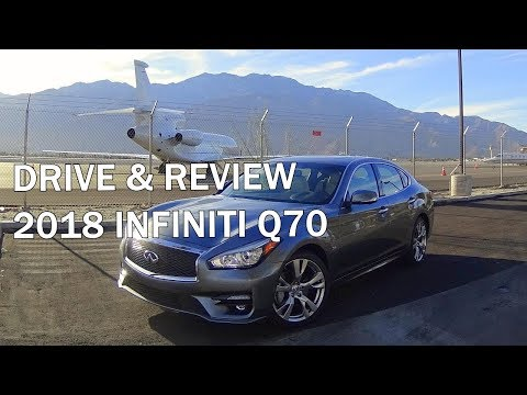 2018 INFINITI Q70 5.6 LUXE - Full Review and Road Trip