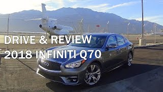 2018 INFINITI Q70 56 LUXE - Full Review and Road Trip