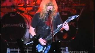 Megadeth - Set The World Afire (Live In Kawasaki 2005)