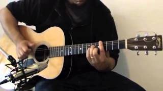 Bob Marley - Is This Love - For Acoustic Guitar