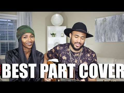 Best Part Feat HER - Daniel Caesar Acoustic Cover by Will Gittens x Brennae DeBarge