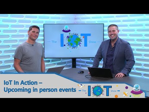 Join IoT in Action to Build Transformational IoT Solutions