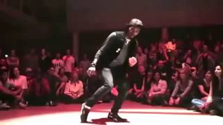 Лучший танцор в мире удивительной робота