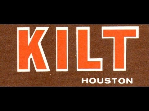 610 K I L T Houston - Barry Kaye (1974)