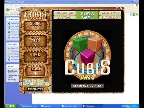 Free Cubis