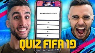 ⚽ QUANTA NE SAI su FIFA 19 vs FIUS GAMER! FIFA QUIZ CHALLENGE! FORSE L'ULTIMO..