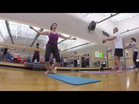 PILATES WITH LIGHT HAND WEIGHTS 05