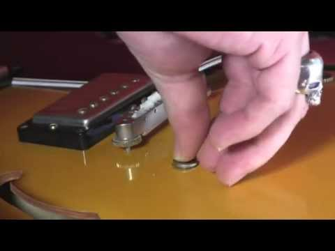 install and compare FABER Tone-Lock Master Kit on Gibson VOS '63 ES-335