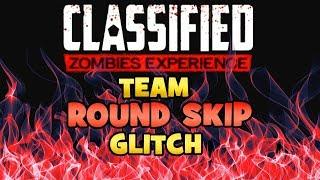 Black Ops 4 Zombie Glitches - Round Skip Glitch (Team) - BO4 Glitches
