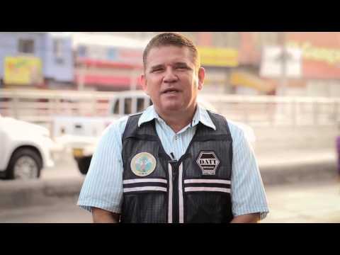 Edilberto  Mendoza Goez – Director del Departamento Administrativo de Tránsito y Transporte - DATT.