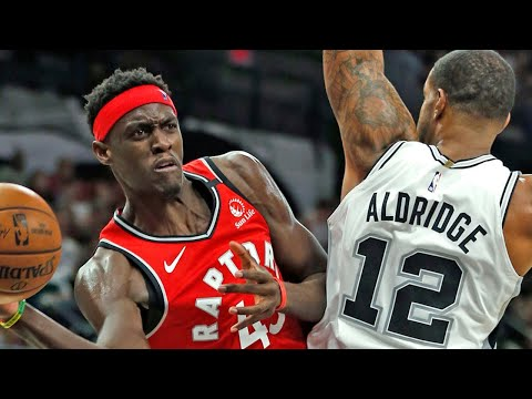 Toronto Raptors vs San Antonio Spurs Full Game Highlights | January 26, 2019-20 NBA Season