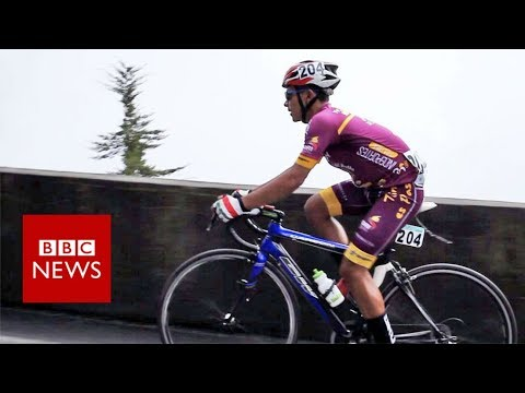 Why cycling is much more than a sport in Colombia - BBC News - YouTube a1ff7281a