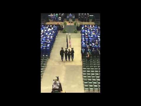 South Lakes High School JROTC 2016 Graduation Ceremony