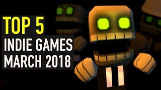 Baixar Top 5 Best Looking Indie Games to Watch - March 2018