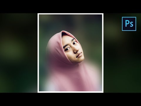 [ Photoshop Tutorial ] Faded Blur Photo Effects thumbnail