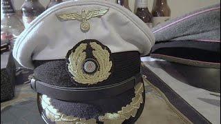 Kriegsmarine U-Boat officers cap (Review Series)