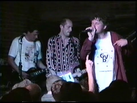 Guided By Voices 05/14/1996 - Oklahoma City, OK @ Bricktown Live