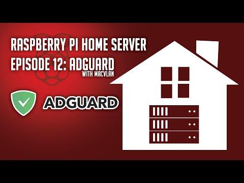 Raspberry Pi Home Server Episode 12: Install AdGuard Home with MacVLAN