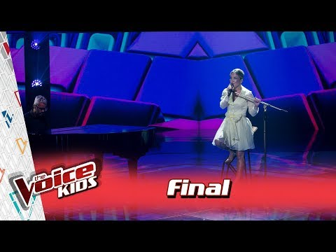 Claudia Leitte canta 'Saiba' na Final - The Voice Kids Brasil'   3ª Temporada