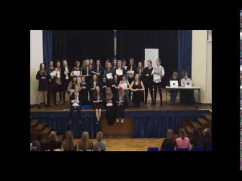 STAGS Sixth Form Entertainment 2014