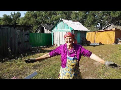 VLOG. Татарская бабушка энерджайзер отмечает 80-летие