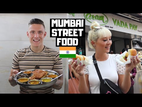 Mumbai's BEST Street Food! | We ate like LOCALS in INDIA!
