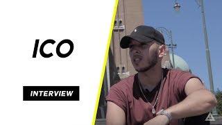 ICO : Parcours, son futur, rap belge, Loïc Nottet, Mia Khalifa...
