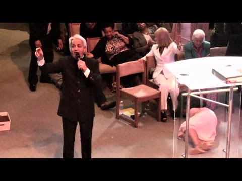 Benny Hinn – Marvelous Anointing in Toronto