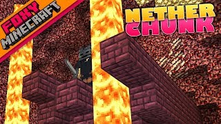Minecraft | NETHER CHUNK | Foxy's Bedrock Survival [59]