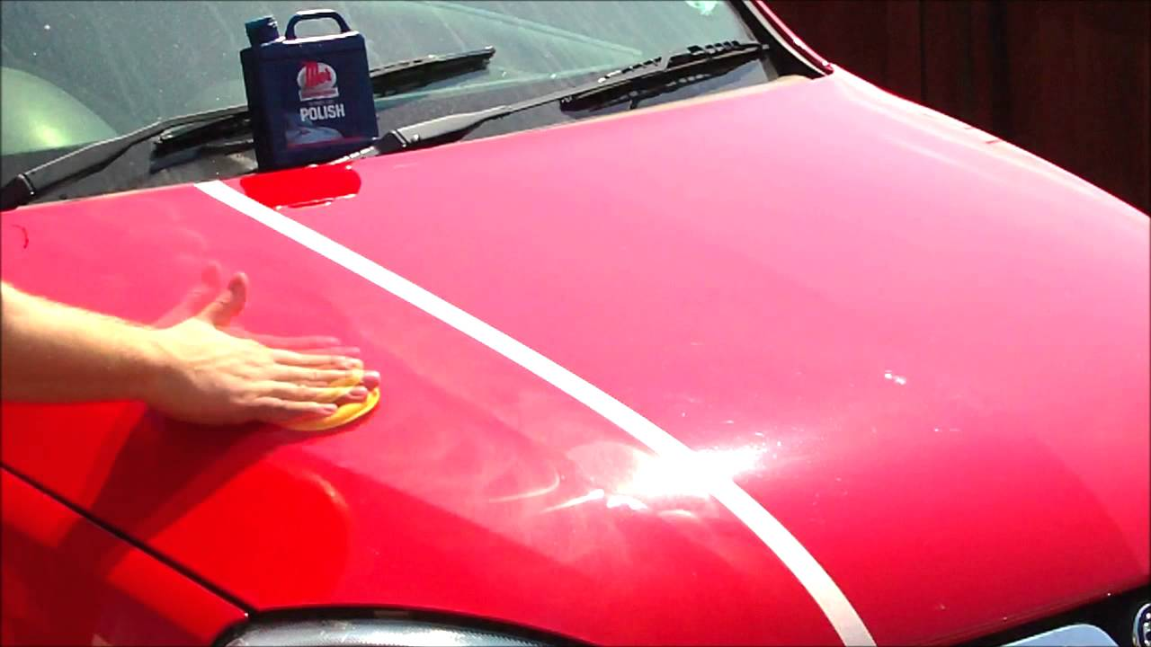 Mer ultimate car polish - YouTube