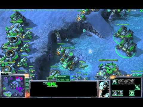 Base Trading - TvZ - Starcraft 2