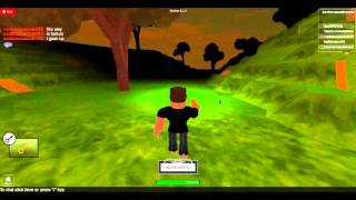 Roblox: Nuclear Explosion Simulation
