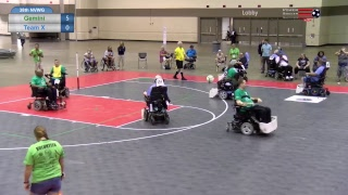 38th Annual NVWG: Power Soccer Game 12