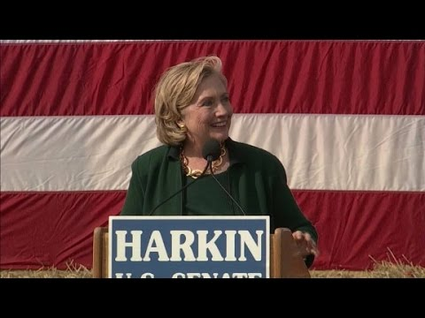 Hillary Clinton's campaign in under 4 minutes