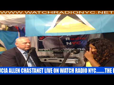 WATCH RADIO NYC   HONORABLE PM ALLEN CHASTANET