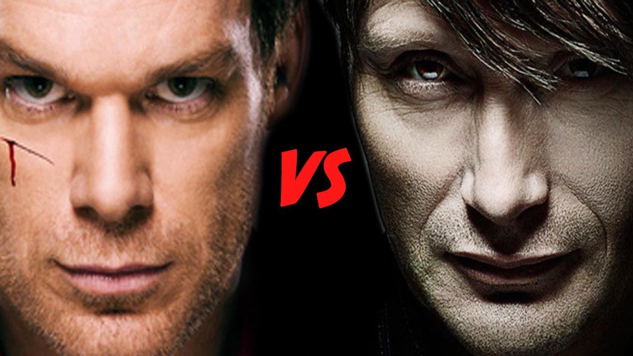 Dexter Morgan Versus Hannibal Lecter Youtube