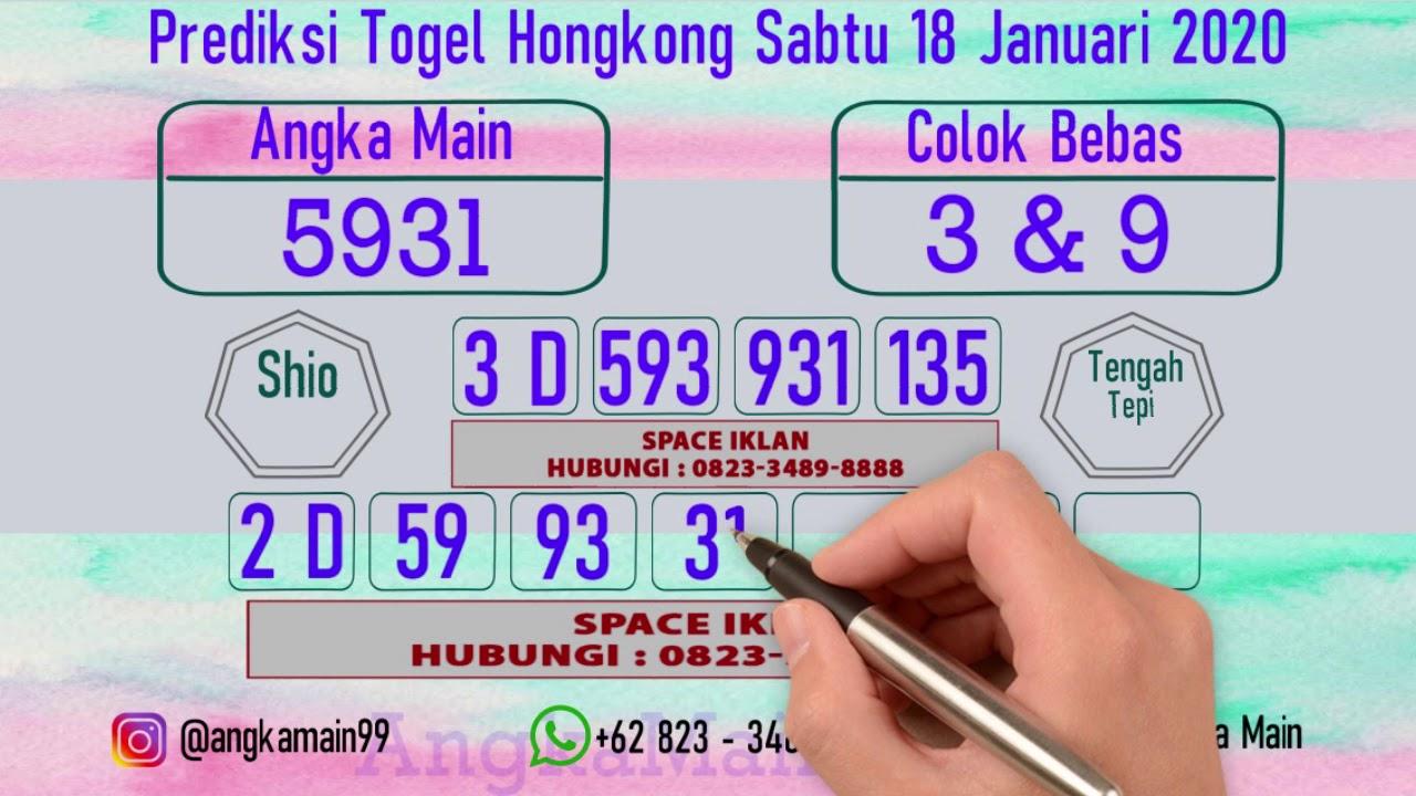 Prediksi Togel Hk Sabtu  Angka Main Kalender