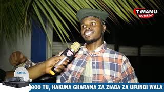 Chalii ya R: Nyerere alikua kocha wa Taifa stars