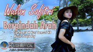 WULAN SAFITRI - BERPINDAH ARAH | Dangdut Klasik Original Terbaru 2021 ( Official Music Video )