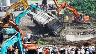 Anger Rising over Wenzhou Train Crash
