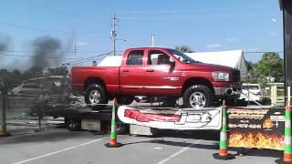 Dodge Ram Cummins Dyno 1000 ft/lbs of torque