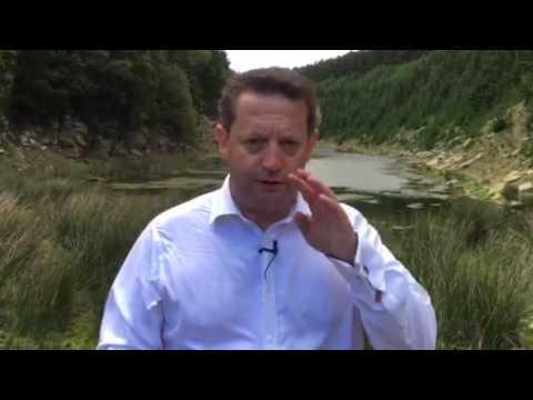 Alun Davies - Objection to canyon development