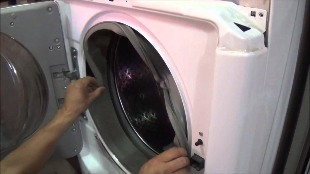 Servicio De Mantenimiento A Filtro Atrapa Pelusa Lavadora Maytag