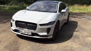 Jaguar i Pace POV walkaround and drive